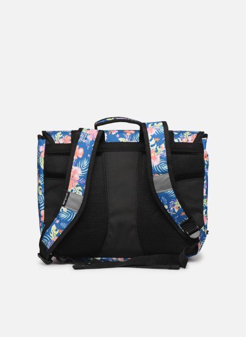 School bags Rip Curl SATCHEL TOUCAN FLORA Blue front view