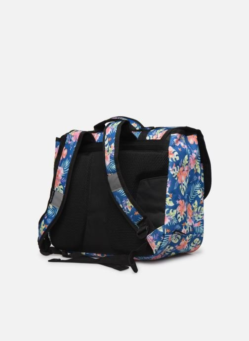 School bags Rip Curl SATCHEL TOUCAN FLORA Blue view from the right