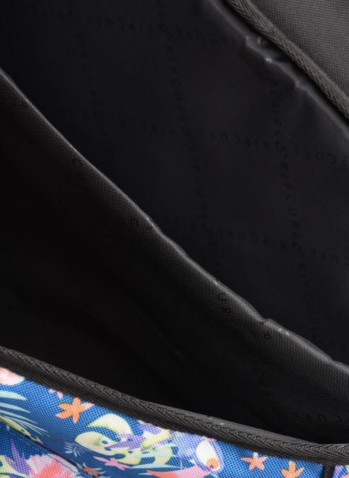 School bags Rip Curl SATCHEL TOUCAN FLORA Blue back view
