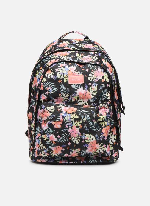 School bags Rip Curl DOUBLE DOME TOUCAN FLORA Black detailed view/ Pair view
