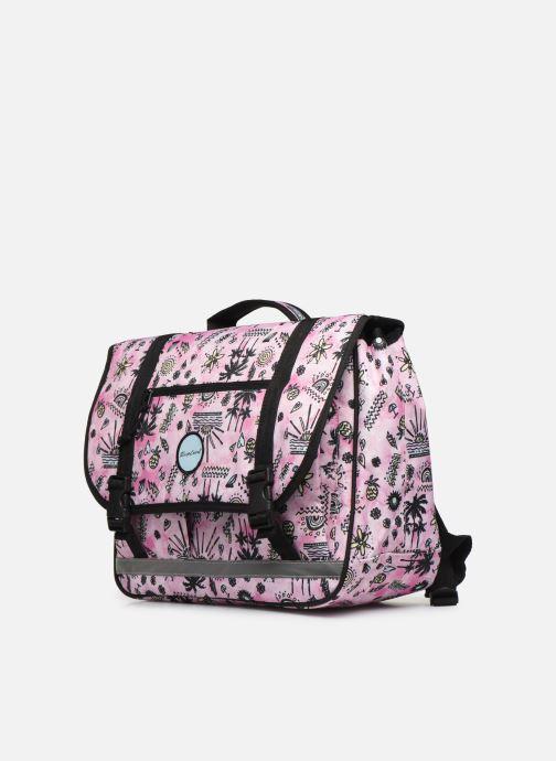 School bags Rip Curl SATCHEL ANAK Pink model view