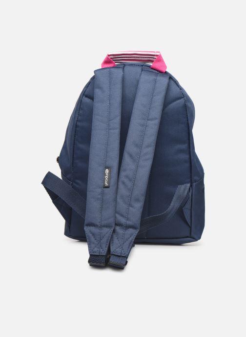 School bags Rip Curl MINI DOME SEQUENS Blue front view
