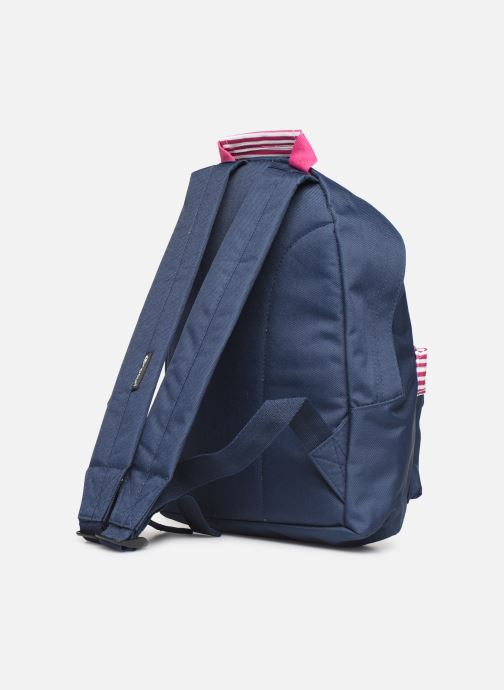 School bags Rip Curl MINI DOME SEQUENS Blue view from the right