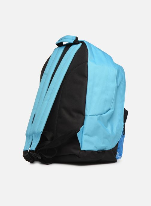 School bags Rip Curl DOUBLE DOME GLOW WAVE Blue view from the right