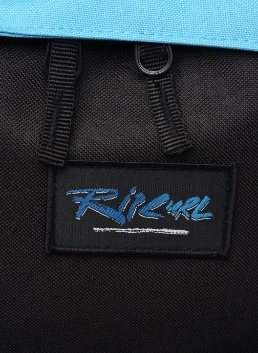 Scolaire Rip Curl DOUBLE DOME GLOW WAVE Bleu vue gauche