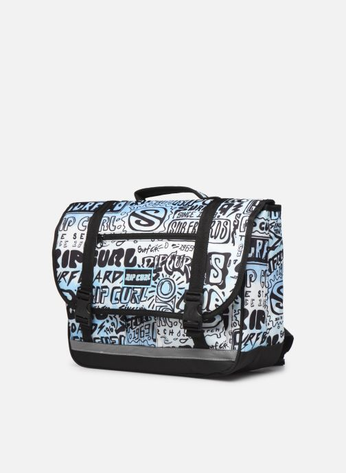School bags Rip Curl SCHOOL SATCHEL COVER UP Blue model view