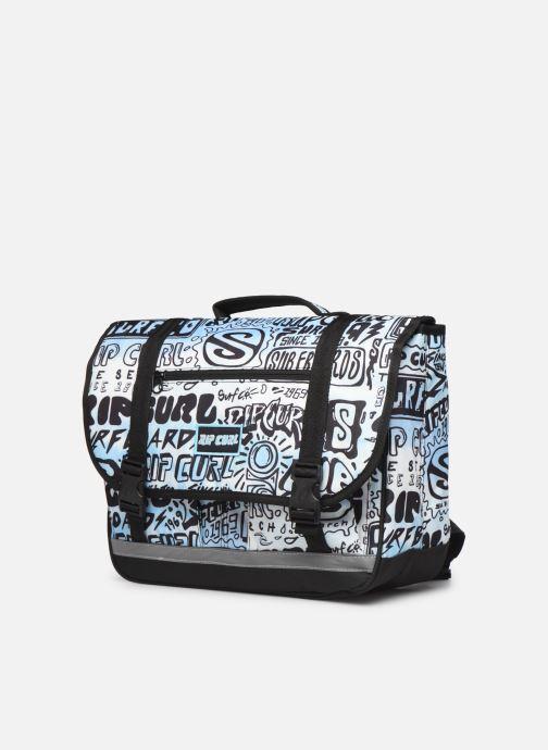 School bags Rip Curl SCHOOL SATCHEL COVER UP Blue model view