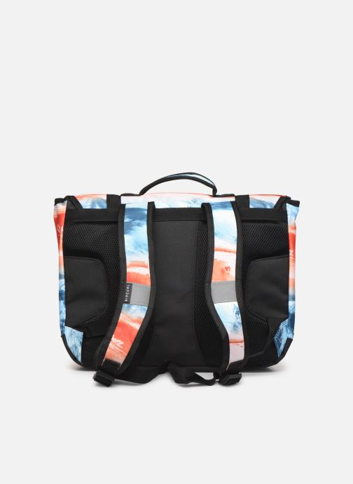 Scolaire Rip Curl SCHOOL SATCHEL PHOTO SCRIPT Bleu vue face
