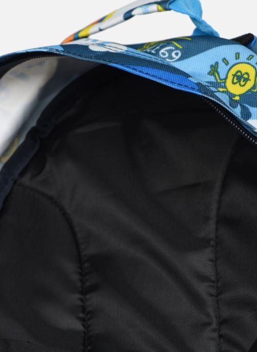 Schooltassen Rip Curl MINI DOME SURF PLANET Blauw achterkant