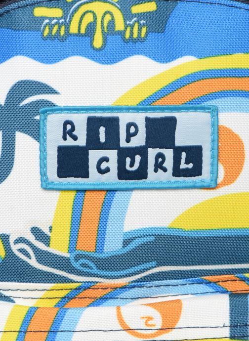 School bags Rip Curl MINI DOME SURF PLANET Blue view from the left