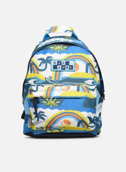 Schooltassen Rip Curl MINI DOME SURF PLANET Blauw detail