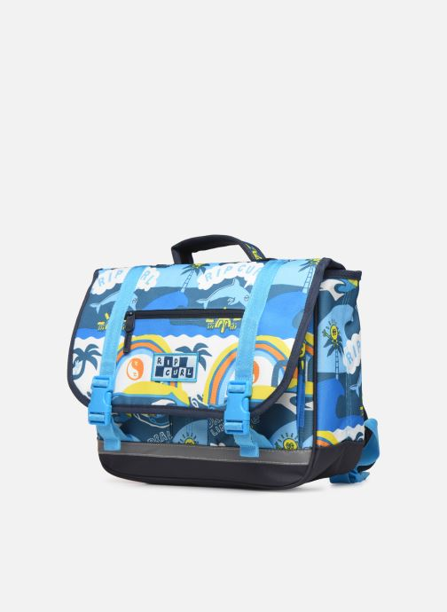 School bags Rip Curl SML SATCHEL SURF PLANET Blue model view
