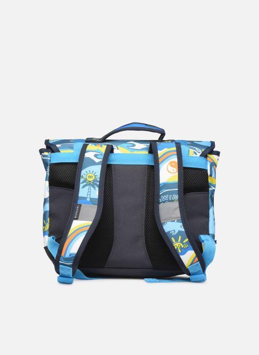 School bags Rip Curl SML SATCHEL SURF PLANET Blue front view