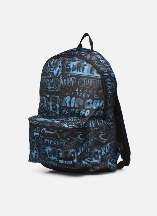 Skoletasker Rip Curl DOME PRO COVER UP + TROUSSE Blå se skoene på