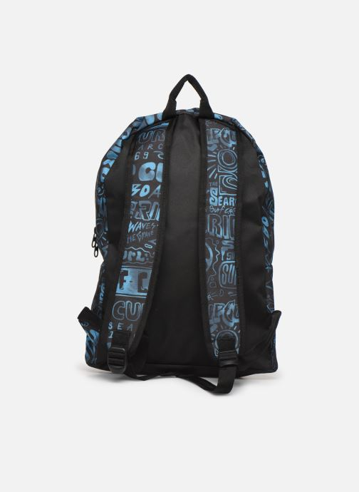 School bags Rip Curl DOME PRO COVER UP + TROUSSE Blue front view