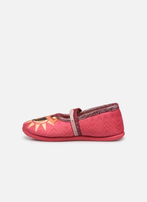 Pantoffels Vaiana Spiruline Paars voorkant
