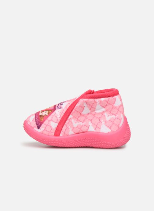 Chaussons Vaiana Scordia Rose vue face