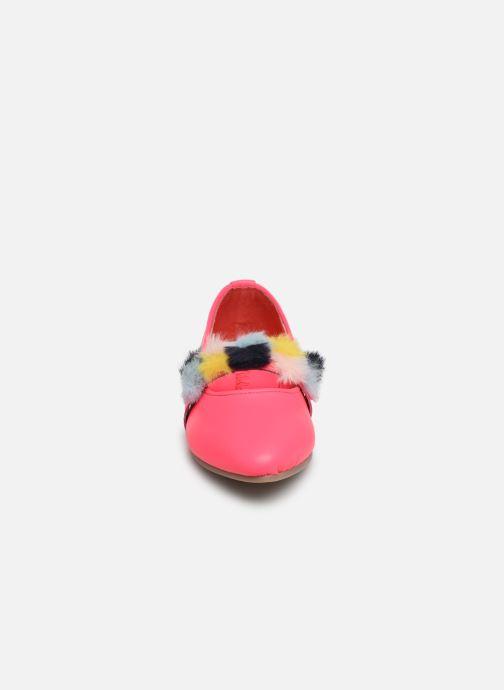 Ballerines Billieblush Ballerines U19202 Rose vue portées chaussures