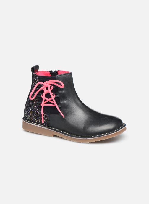 Bottines et boots Billieblush Bottes U19192 Bleu vue détail/paire