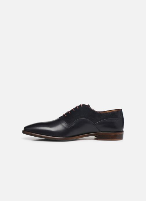 Lace-up shoes Marvin&Co Luxe Dowson - Cousu Blake Blue front view