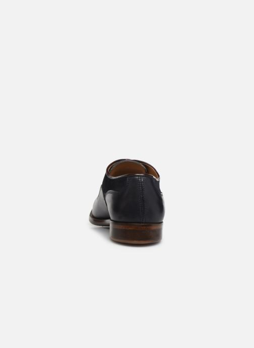 Lace-up shoes Marvin&Co Luxe Dowson - Cousu Blake Blue view from the right