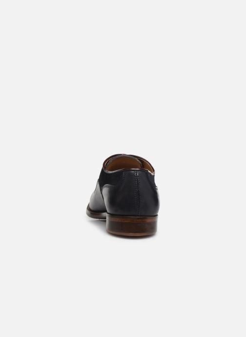 Zapatos con cordones Marvin&Co Luxe Dowson - Cousu Blake Azul vista lateral derecha