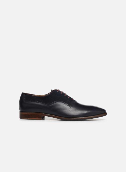 Zapatos con cordones Marvin&Co Luxe Dowson - Cousu Blake Azul vistra trasera