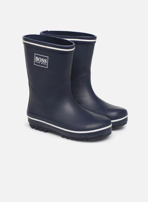 Laarzen BOSS Bottes pluie J09F03 Blauw 3/4'