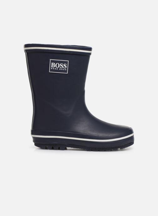 Laarzen BOSS Bottes pluie J09F03 Blauw achterkant
