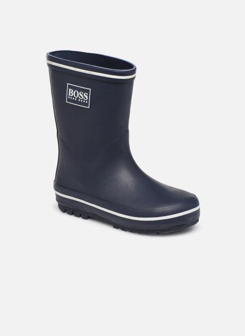 Laarzen BOSS Bottes pluie J09F03 Blauw detail