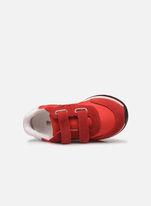 Sneakers BOSS Baskets J09117 Rood links
