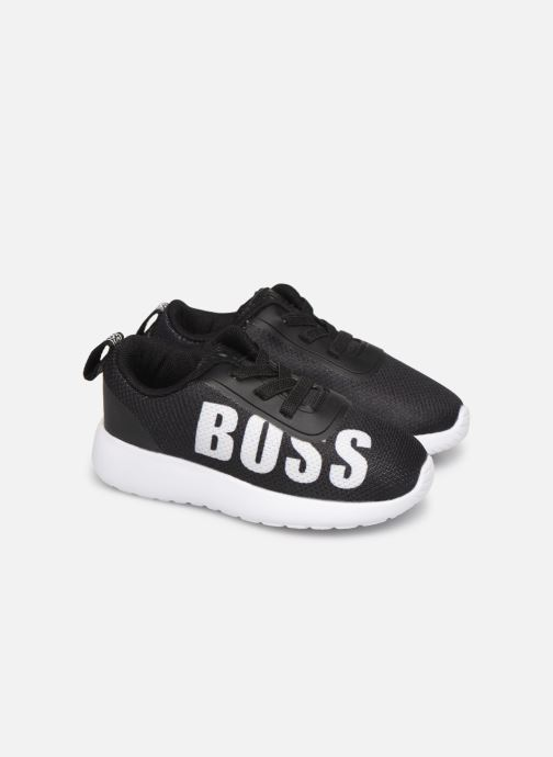 Sneakers BOSS Sneakers J09F06 Nero immagine 3/4