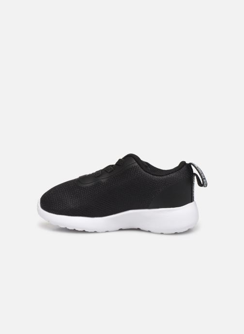 Sneakers BOSS Sneakers J09F06 Nero immagine frontale