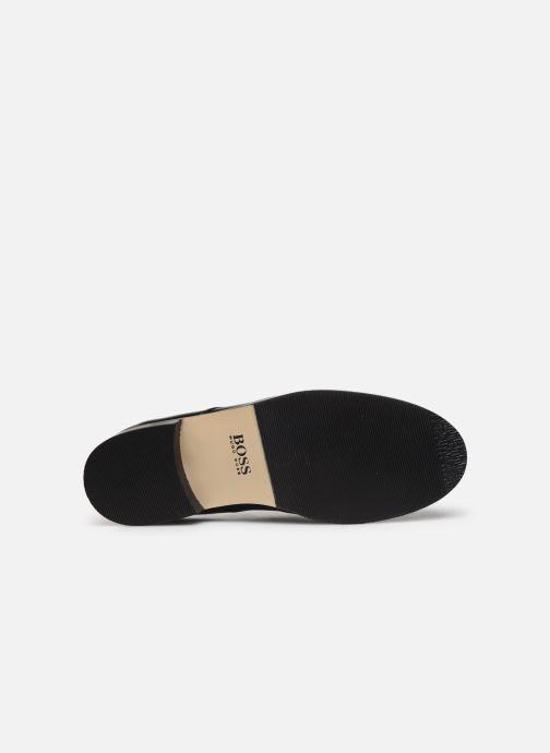 Schnürschuhe BOSS Chaussures J29195 schwarz ansicht von oben