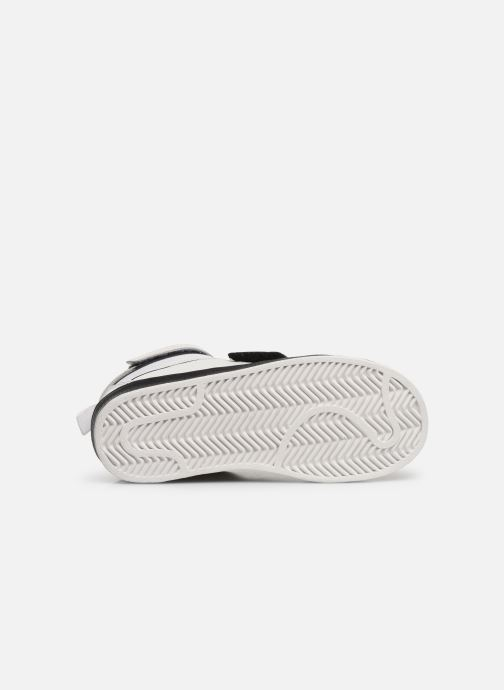 Sneakers BOSS Baskets J29188 Bianco immagine dall'alto