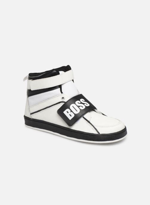 Sneakers BOSS Baskets J29188 Bianco vedi dettaglio/paio