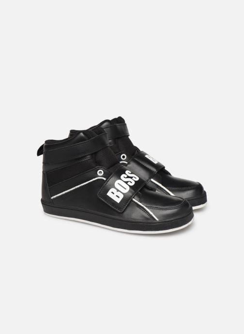 Sneakers BOSS Baskets J29188 Nero immagine 3/4