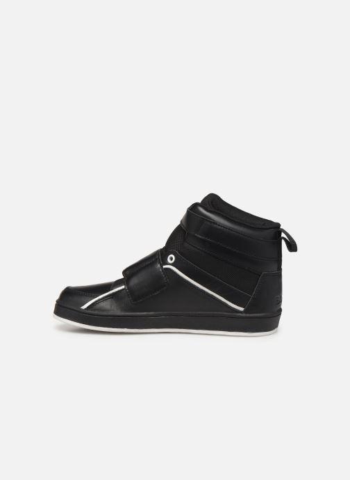 Sneakers BOSS Baskets J29188 Nero immagine frontale