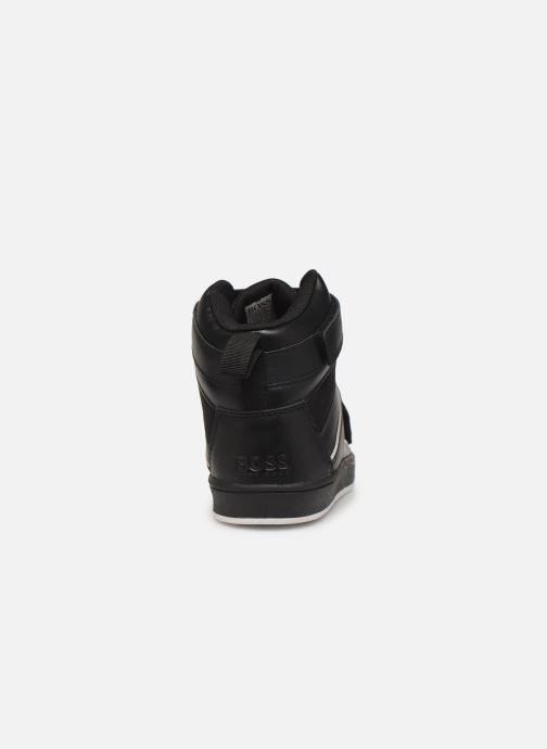 Sneakers BOSS Baskets J29188 Nero immagine destra