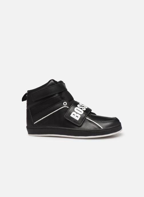 Sneakers BOSS Baskets J29188 Nero immagine posteriore