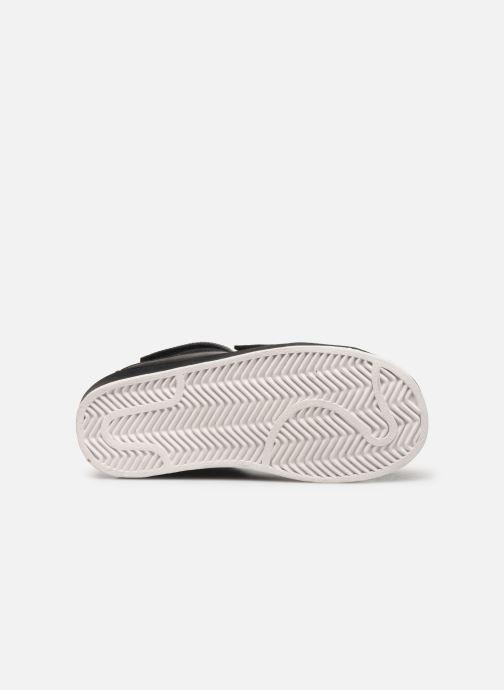 Sneakers BOSS Baskets J29188 Nero immagine dall'alto