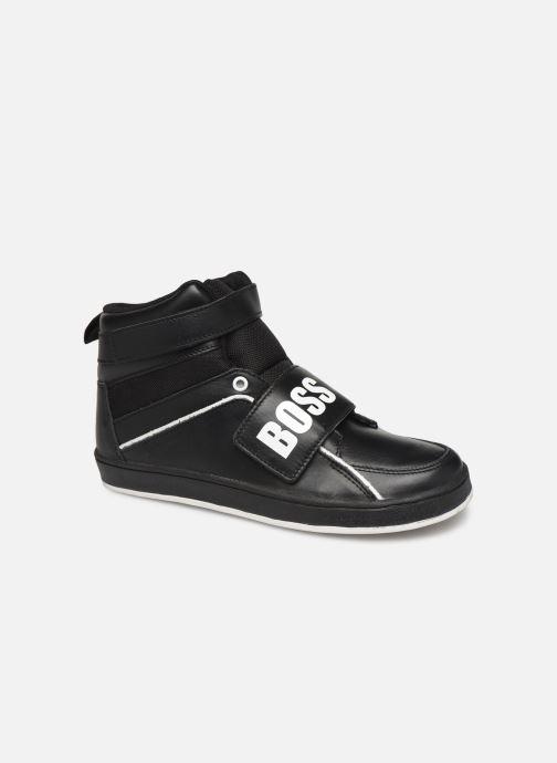 Baskets BOSS Baskets J29188 Noir vue détail/paire