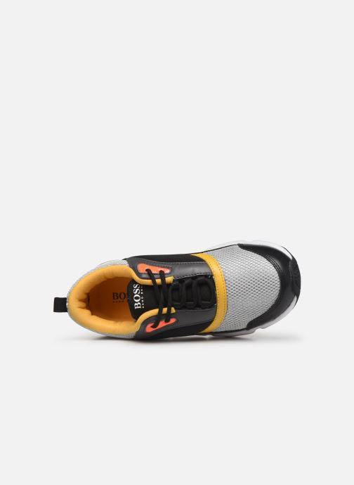 Sneakers BOSS Sneakers J29189 Grijs links