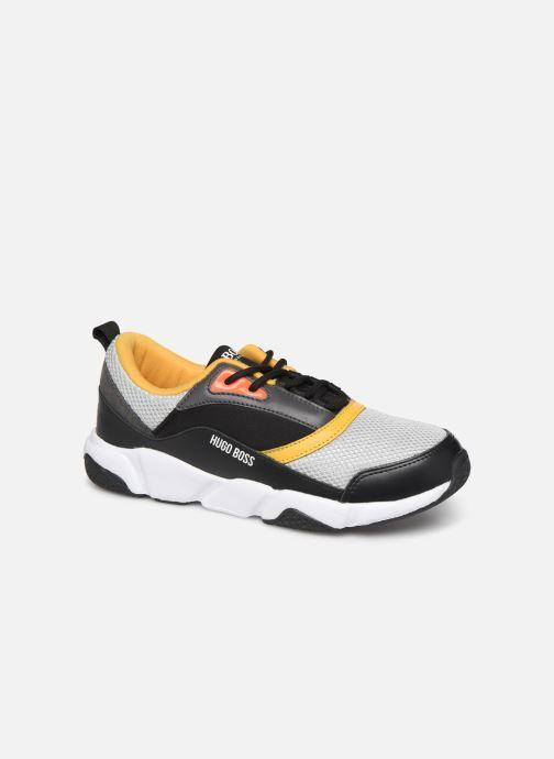 Sneakers BOSS Sneakers J29189 Grijs detail