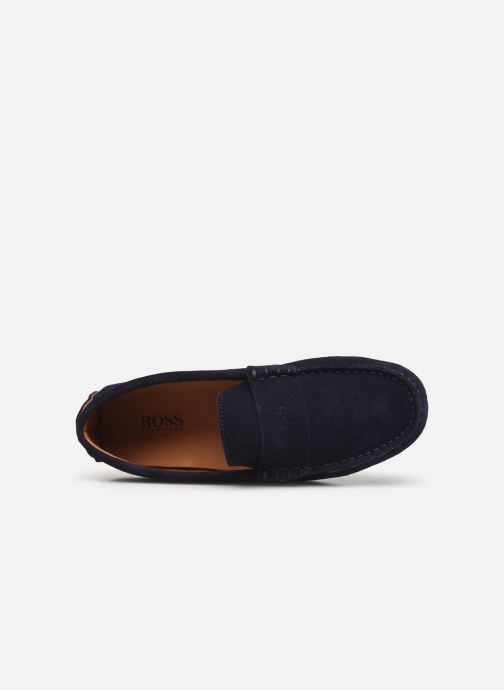 Mocassins BOSS Mocassins J29196 Blauw links