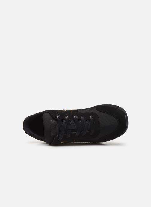 Sneakers BOSS Baskets J29184 Nero immagine sinistra