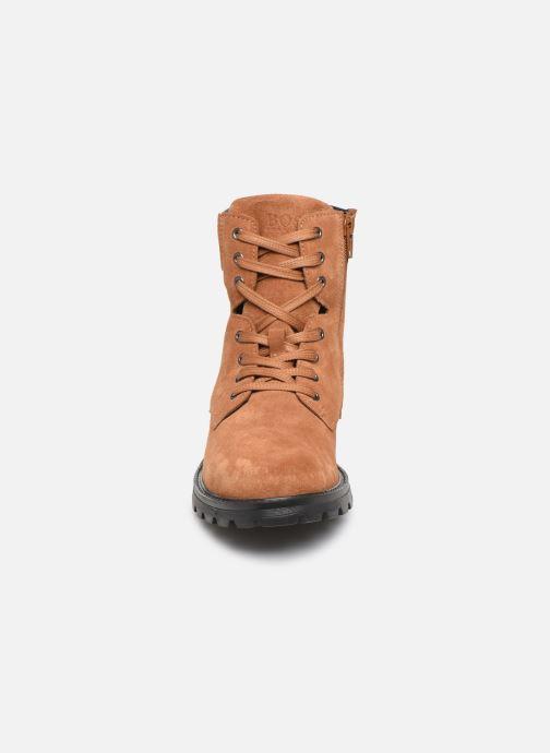 Bottines et boots BOSS Bottines J29192 Marron vue portées chaussures