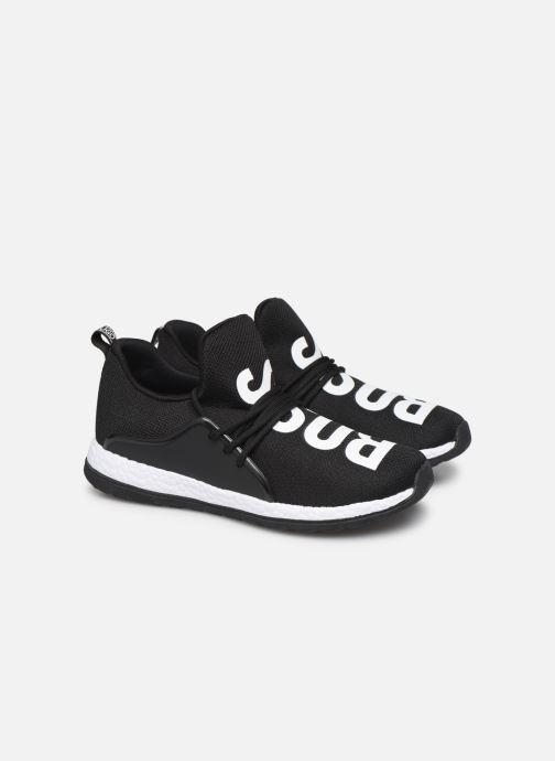 Baskets BOSS Sneakers J29F72 Noir vue 3/4