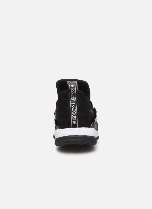 Sneakers BOSS Sneakers J29F72 Nero immagine destra