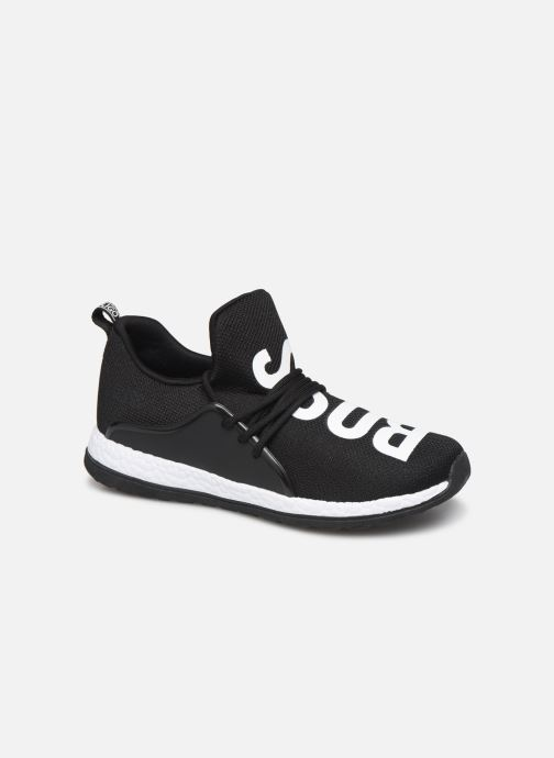 Baskets BOSS Sneakers J29F72 Noir vue détail/paire